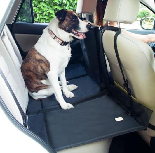 FrontPet Backseat Pet Bridge and Dog Car Back-Seat Extender review