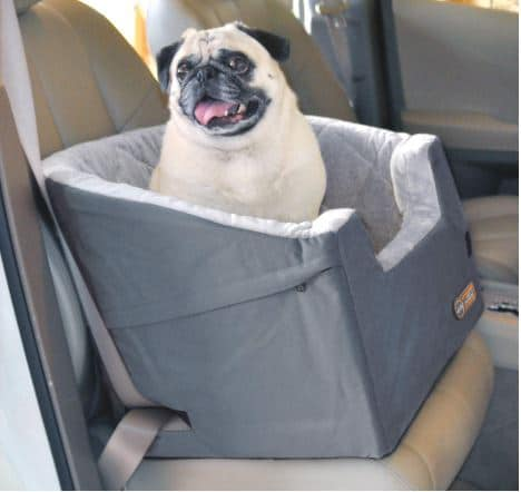 K&H Pet Products Bucket Booster Pet Seat review