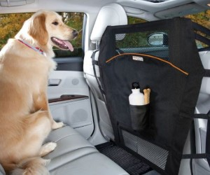 Kurgo Back Seat Dog Barrier for Cars & Suv