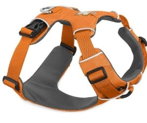 RUFFWEAR No Pull Dog Harness, with Front Clip, Trail Running, Walking, Hiking, All-Day Wear