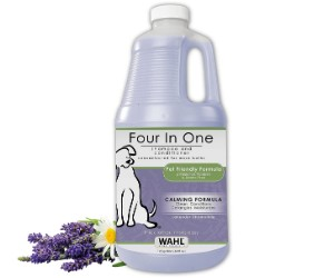Wahl 4-In-1 Calming Pet Shampoo for Dogs review
