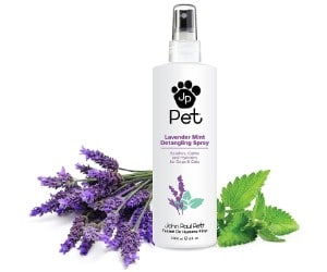 John Paul Pet Lavender Mint Detangling Spray review