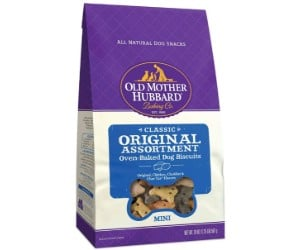 Old Mother Hubbard Classic Crunchy Natural Dog Treats review