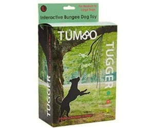Tumbo Solo Slinger Outdoor Hanging Bungee Rope Tug Toy