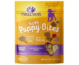 Wellness Natural Grain Free Puppy Training Treats review
