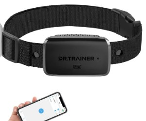 Dr Trainer Pro by Petoffers Dog Bark Collar with Phone & Watch APP Control review