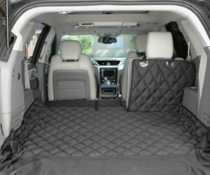 4Knines SUV Cargo Liner review
