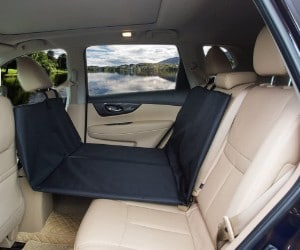 AMOCHIEN Back Seat Extender review