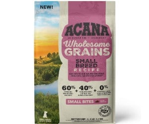 ACANA Wholesome Grains Small Breed Recipe review