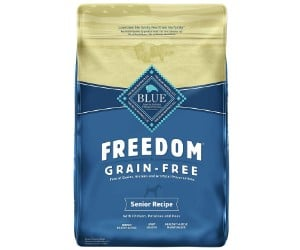 Blue Buffalo Freedom for Senior Dogs review
