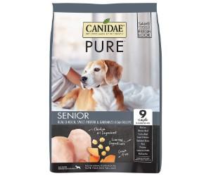 CANIDAE Pure Senior Recipe review