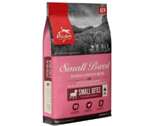 ORIJEN Dry Dog Food for Small Breed Dogs review