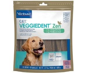 C.E.T. VEGGIEDENT Zen Tartar Control Chews review