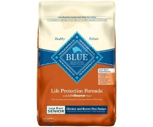 Blue Buffalo Life Protection for Large Senior Dogs review