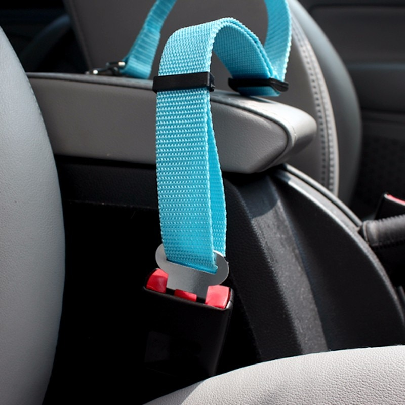 Pets Car Adjustable Harness Seat Belt