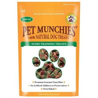 Dog training treats