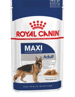 royal canin maxi adult pouch