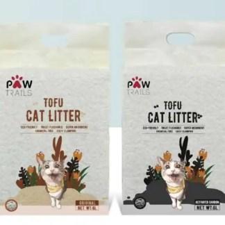 flushable cat litter