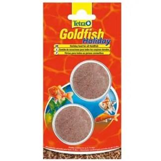 goldfish holiday food