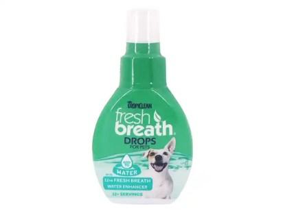 tropiclean fresh breath