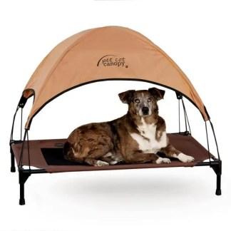 pet cot canopy