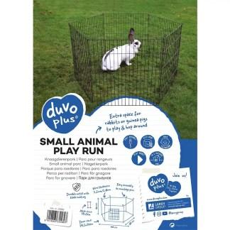 small animal run