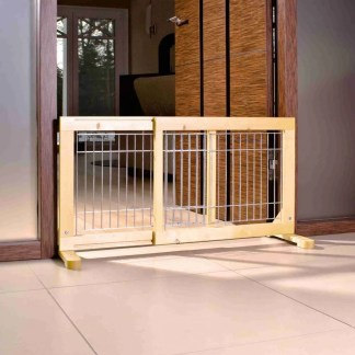small dog barrier