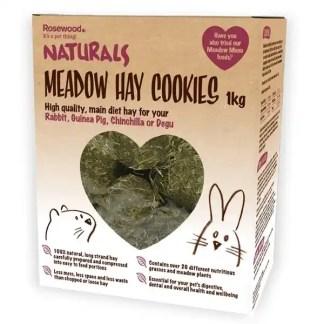 meadow hay cookies