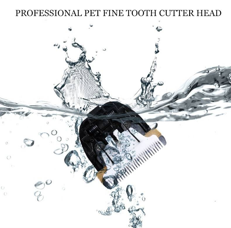 Dog's Low-noise Hair Trimmer