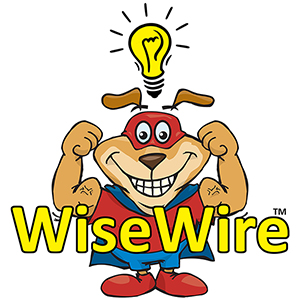 Wise Wire Pet Banner