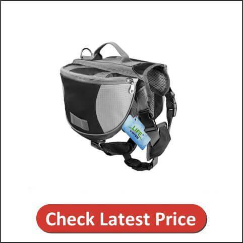 Lifeunion Saddle Bag Backpack for Dog