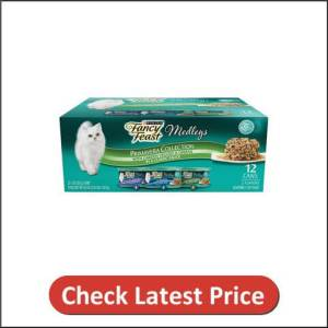 Purina Fancy Feast Medleys Adult Wet Cat Food