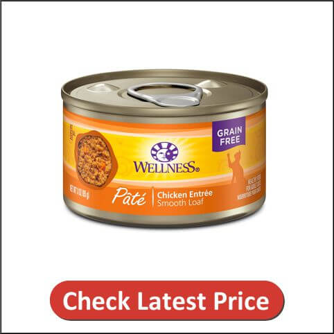 Wellness Natural Grain Free Wet Canned Cat Food