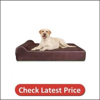 Thick High-Grade Orthopedic Memory Foam Dog Bed
