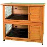 Domestic-Pet-Rabbit-Hutches-Premium-Plus-Double-Decker-Rabbit-Hutch-Interesting-0