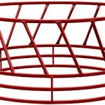 Behlen-Country-26100311-2-Piece-Heavy-Duty-Bale-Feeder-Red-0