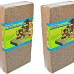 2-Packages-Ware-Manufacturing-CWM12003-Corrugated-Replacement-Scratcher-Pads-Double-Wide-2-Pads-per-Package-0