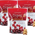 3-Pack-Grandma-Lucys-Organic-Oven-Baked-Dog-Treats-Cranberry-14-Ounces-each-0