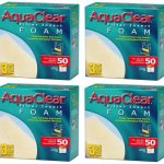 4-Pack-Aqua-Clear-Foam-Inserts-for-50-Gallon-Aquariums-3-Ct-Per-Pack-12-Total-Inserts-0