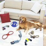 ANICOR-Dog-Rope-Toys-for-Small-and-Medium-Dogs-Set-of-6-Dog-Toys-Puppy-Teething-Chew-Pet-Rope-Toy-0-0