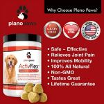 ActivFlex-Glucosamine-for-Dogs-Safe-Hip-and-Joint-Supplement-Natural-Dog-Joint-Support-Arthritis-Pain-Relief-Chondroitin-Turmeric-MSM-Improves-Mobility-Hip-Dysplasia-120-Chew-Treats-0-0