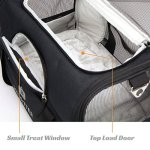 Jet-Sitter-Super-Fly-Airline-Approved-Soft-Sided-Pet-Carrier-Bag-for-Small-Dogs-or-Cats-Top-Loading-TSA-Travel-0-2