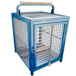 Kings-Cages-ATT-1214-ALUMINUM-PARROT-Bird-Cage-pet-travel-carriers-cages-toy-toys-0