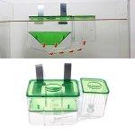 Shoresu-Clear-Fish-Breeding-Isolation-Box-Tank-Aquarium-Auto-Circulating-Fish-Hatchery-Transparent-10-x-13-x-7cm-0