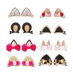 Sufermoe-16-Pcs-Cat-Ear-Hair-Bows-Clips-Rabbit-Ear-Hair-Barrettes-Hair-Accessories-for-Pet-or-Dogs-0