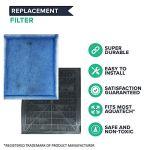 Think-Crucial-Air-Filter-Replacement-Parts-Compatible-with-Aqua-Tech-EZ-Change-3-Aquarium-Filter-Cartridge-Replacement-Fits-Aqua-Tech-20-40-and-30-60-Power-Filters-Perfect-Home-Purifier-Bulk-0-0