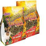 Tropical-Carnival-FM-Browns-Gourmet-Pet-Rabbit-Food-High-Fiber-Timothy-Alfalfa-Hay-Pellets-Probiotics-Digestive-Health-Vitamin-Nutrient-Fortified-Daily-Diet-0