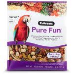 ZuPreem-Pure-Fun-Bird-Food-for-Large-Birds-2-lbs-0