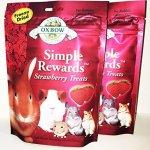 2-Pack-Oxbow-SIMPLE-REWARDS-STRAWBERRY-Small-Animal-Treat-2-05-oz-0
