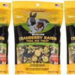 3-Pack-SUNSEED-COMPANY-36031-Cranberry-Raisin-Vita-Prima-Trail-Treat-for-Rabbits-and-Guinea-Pigs-5-oz-Per-Pack-0